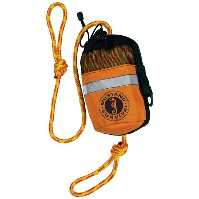 Image of Mustang Survival Rescue Throw Bag with 75' Rope (MRD075)