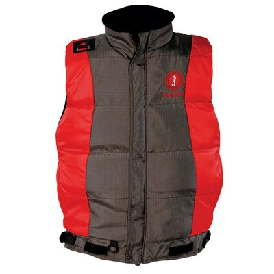 Cheap Mustang Survival Integrity Flotation Vest Size: Small (MV3224-S-RD/CRB)