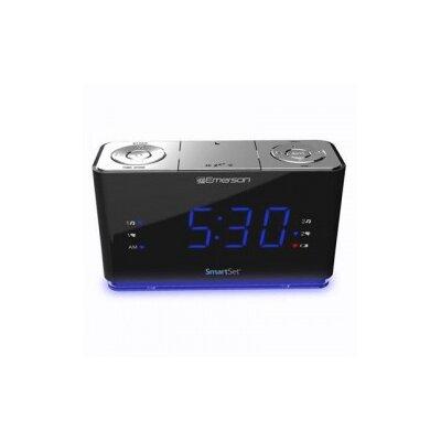 SmartSet Alarm Time Clock