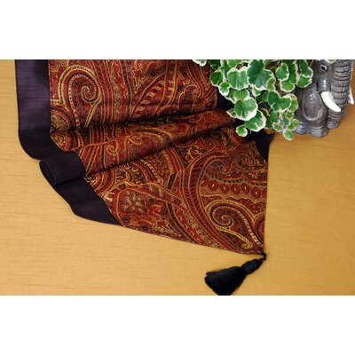 Pacific Table Linens Timeless Paisley Table Linens and Placemats ...