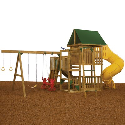 Great Escape Gold Swing Set KT 74751