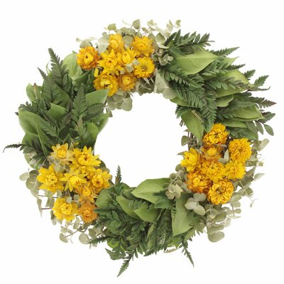 Twist of Sunshine Wreath