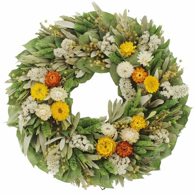 Desert Flower Wreath