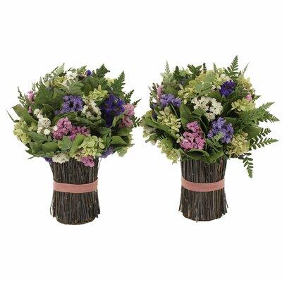 Spring Meadow Standing Bouquets Hydrangea Floral Arrangements