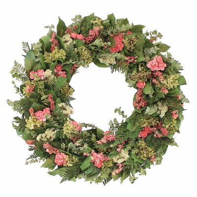 Sweet Pea 22 Wreath