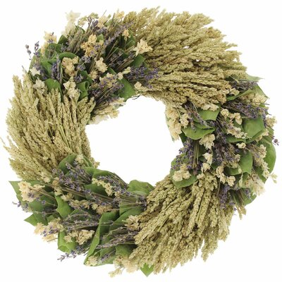 Lavendula Bouquet Wreath