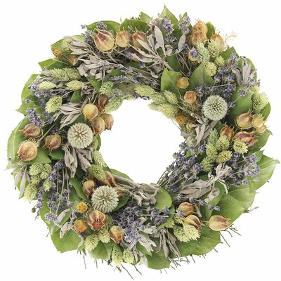 Circle of Lavender Wreath