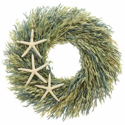 Wild Sea Oats 18 Wreath
