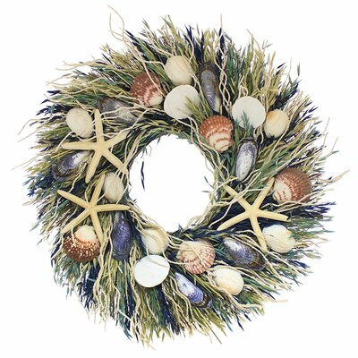 Nantucket 22 Wreath