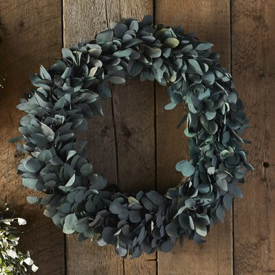 Preserved Dollar Wreath Size: 30
