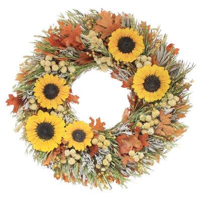 Sunflower Morning Wreath LFMF2638 42715748