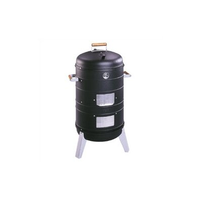 Meco Charcoal Combo Water Smoker / Grill