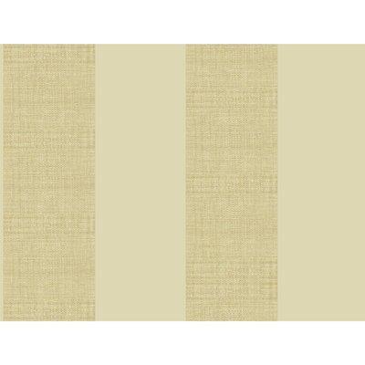 "York Wallcoverings Ashford Tropics 27' x 27"" Stripe 3D Embossed Wallpaper AT7083"