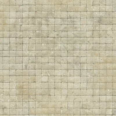 American Small 33' x 20.5 Brick Tiles Wallpaper