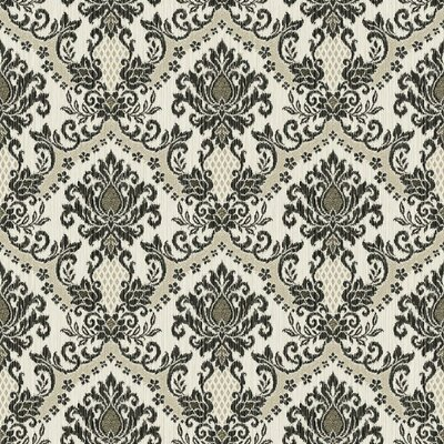 Waverly Small Prints Bedazzled 33' x 20.5 Damask Wallpaper