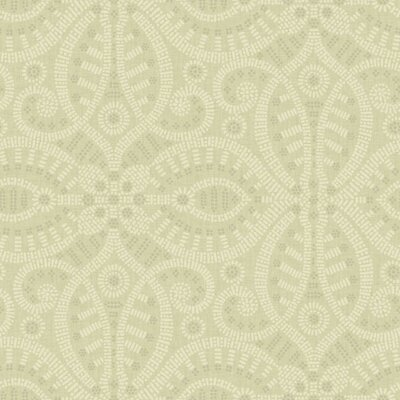 Global Chic 33' x 20.5 Floral and Botanical 3D Embossed Wallpaper