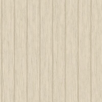 Nautical Living Bead Board 33' x 20.5 Wood Wallpaper
