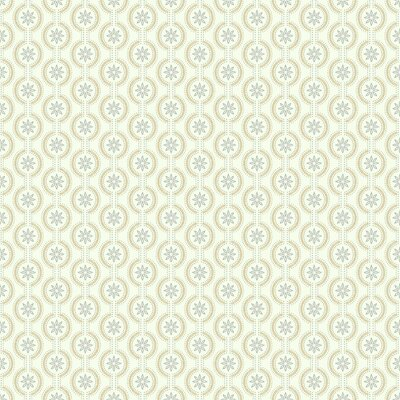 Waverly Kids Chantal 33' x 20.5 Geometric Wallpaper Color: Off-white, Silver/grey, Metallic Gold