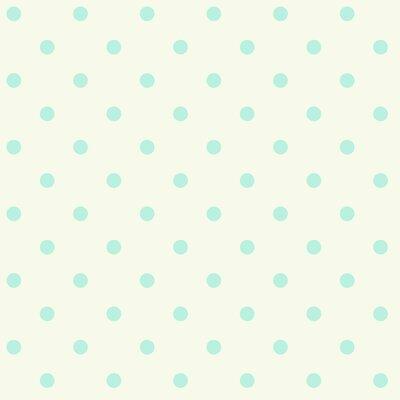 Waverly Kids Circle Sidewall 33' x 20.5 Polka Dot Wallpaper