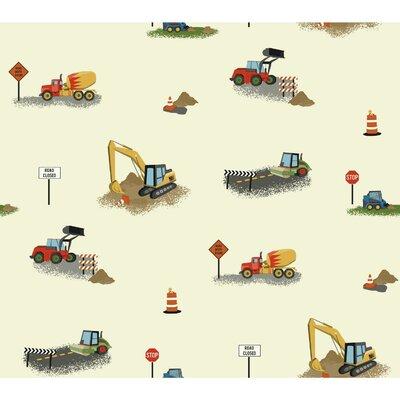Waverly Kids 27' x 27 Wallpaper