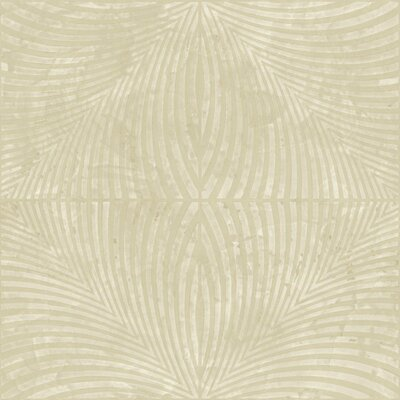 Wall Sculpture Large Square 33' x 21 Geometrics Roll Wallpaper
