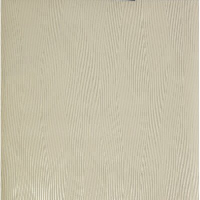 Wall Sculpture Wavy Strands 33' x 21 Contemporary Roll Wallpaper