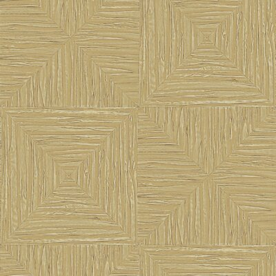 Wall Sculpture Fabric Squares 33' x 21 Geometrics Roll Wallpaper