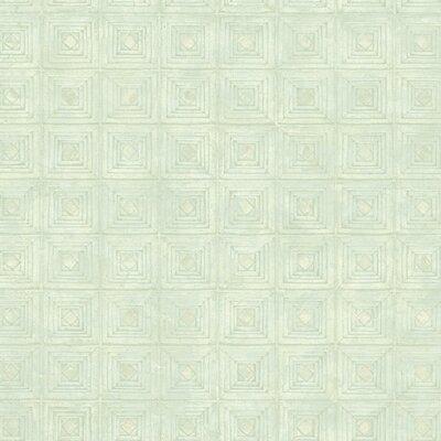 Dante 27' x 27 Geometric Roll Wallpaper