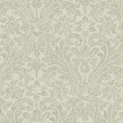 American Herringbone 27' x 27 Damask 3D Embossed Wallpaper
