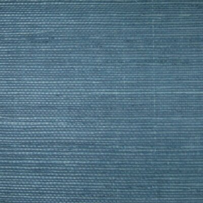 Ashford Tropics Sisal 24' x 36 Wallpaper Color: Teal, Deep Blue