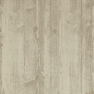 Decorative Finishes 33' x 20.5 Wood 3D Embossed Wallpaper