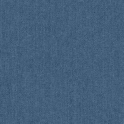 Modern Shapes Mesh Texture 27' x 27 Roll Wallpaper Color: Blue