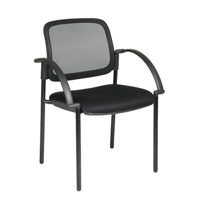Screen Mesh Guest Chair Seat Material: Mesh