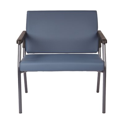 Bariatric Big and Tall Guest Chair Color: Blue