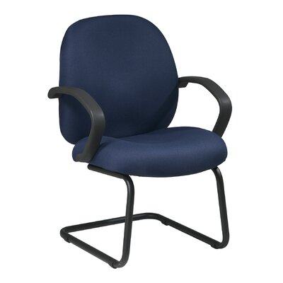Conference Chair Fabric: Icon - Navy