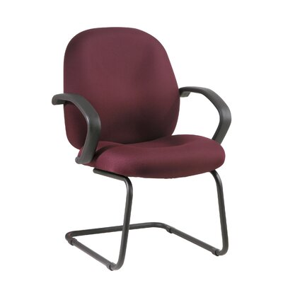 Conference Chair Fabric: Icon - Burgundy