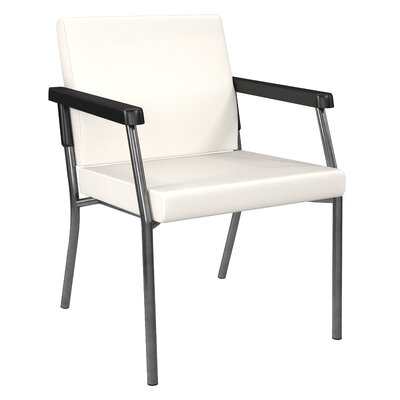 Bariatric Big and Tall Guest Chair Color: Snow