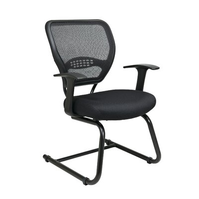 Space Guest Chair Seat Material: Mesh