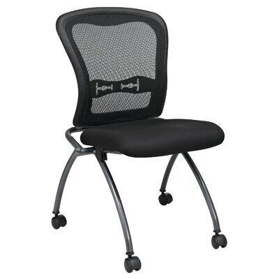 Proline II Mid-Back Deluxe Armless Folding Office Chair (Set of 2) Product Photo 1740