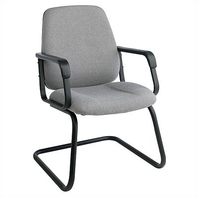 Conference Chair Fabric: Icon - Grey