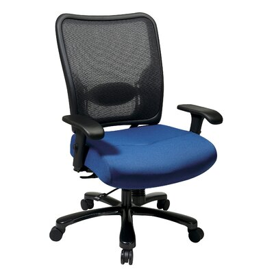 Space Seating High Back Double Airgrid Big Tall Office Chair picture