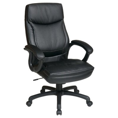 Smart High Back Leather Executive Chair Upholstery 3561 Product Picture