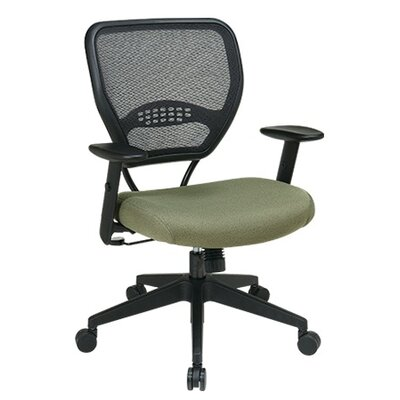 Space Professional Air Grid Matrex Midback Managerial