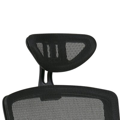 ProGrid Headrest Upholstery: Black
