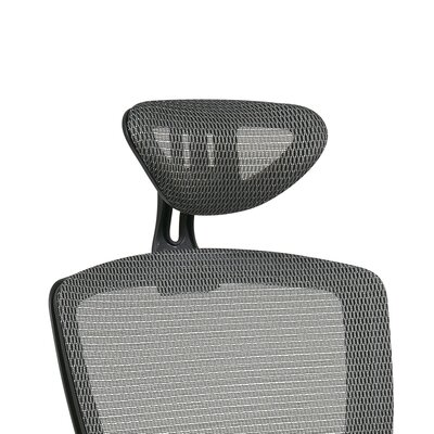ProGrid Headrest Upholstery: Grey