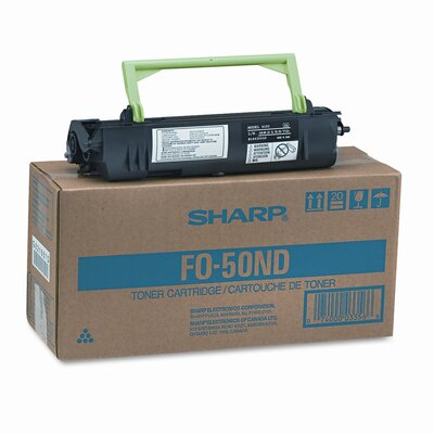 F050ND Toner/Developer Cartridge, Black