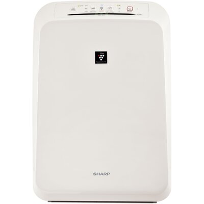 Air Purifier With Hepa Filter. 3 Fan Speeds, Library Quiet, 210 Sq Ft Per Ea FP-F50UW
