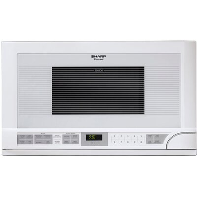 "23.88"" 1.5 cu. ft. Built-in Microwave R1211T"