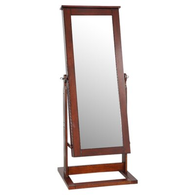 Cassell Jewelry Armoire with Mirror
