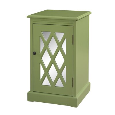Chippendale End Table Finish: Olive